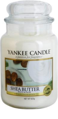 Yankee Candle Shea Butter dišeča sveča   Classic velika