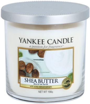 Yankee Candle Shea Butter vonná sviečka  Décor malá