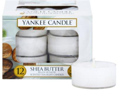 Yankee Candle Shea Butter чайні свічки