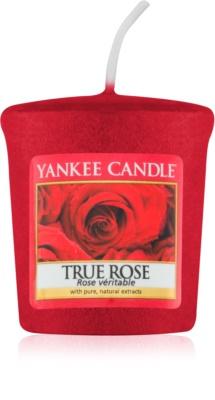 Yankee Candle True Rose votivna sveča