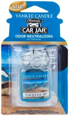 Yankee Candle Turquoise Sky Autoduft   zum Aufhängen