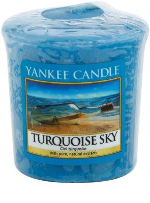 Yankee Candle Turquoise Sky viaszos gyertya