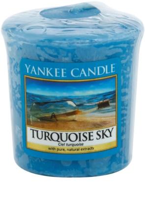Yankee Candle Turquoise Sky votivna sveča