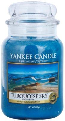 Yankee Candle Turquoise Sky vela perfumado  Classic grande