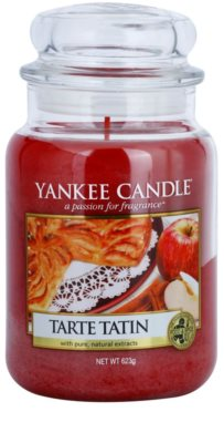 Yankee Candle Tarte Tatin vonná svíčka  Classic velká