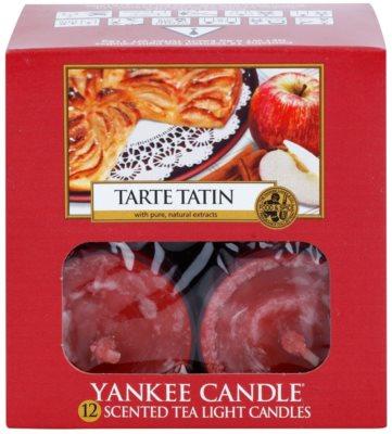 Yankee Candle Tarte Tatin vela do chá 2