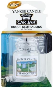 Yankee Candle Clean Cotton Autoduft   zum Aufhängen
