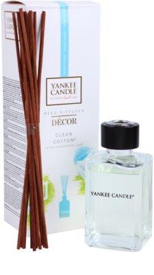 Yankee Candle Clean Cotton aroma difuzér s náplní  Décor