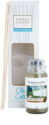 Yankee Candle Clean Cotton aroma difuzor s polnilom  Classic