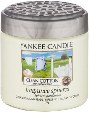 Yankee Candle Clean Cotton vonné perly