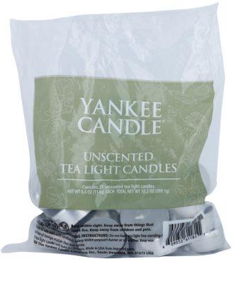 Yankee Candle Unscented Teelicht