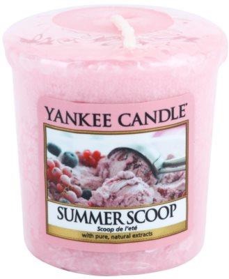 Yankee Candle Summer Scoop sampler