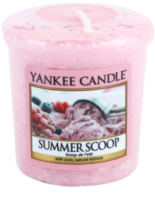 Yankee Candle Summer Scoop vela votiva