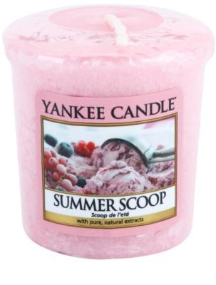 Yankee Candle Summer Scoop votívna sviečka