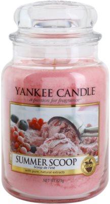Yankee Candle Summer Scoop dišeča sveča   Classic velika