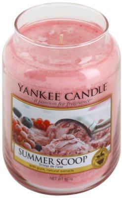 Yankee Candle Summer Scoop Duftkerze   Classic groß 1