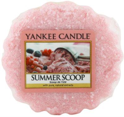 Yankee Candle Summer Scoop Wachs für Aromalampen