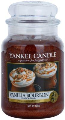 Yankee Candle Vanilla Bourbon dišeča sveča   Classic velika