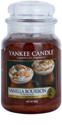 Yankee Candle Vanilla Bourbon illatos gyertya   Classic nagy méret