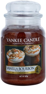 Yankee Candle Vanilla Bourbon vonná svíčka  Classic velká