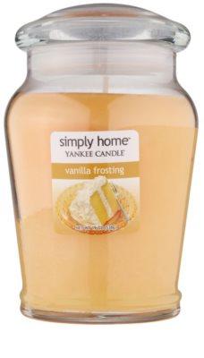 Yankee Candle Vanilla Frosting vonná svíčka  velká