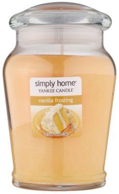 Yankee Candle Vanilla Frosting ароматизована свічка   велика