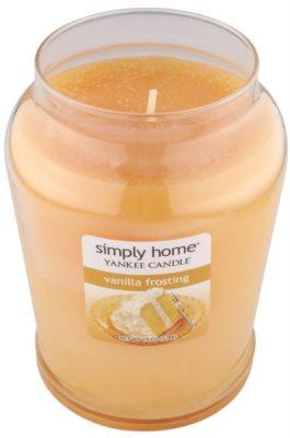 Yankee Candle Vanilla Frosting ароматизована свічка   велика 1