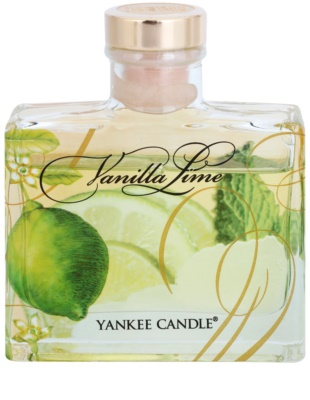 Yankee Candle Vanilla Lime Aroma Diffuser With Refill  Signature 1
