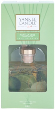 Yankee Candle Vanilla Lime Aroma Diffuser With Refill  Signature 2