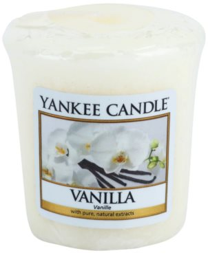 Yankee Candle Vanilla sampler