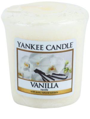 Yankee Candle Vanilla viaszos gyertya