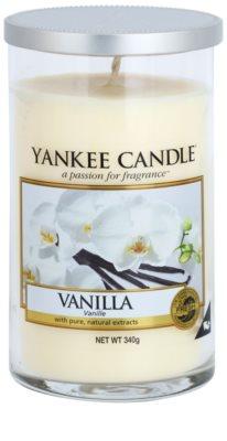 Yankee Candle Vanilla vonná svíčka  Décor střední
