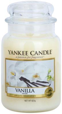Yankee Candle Vanilla vonná svíčka  Classic velká