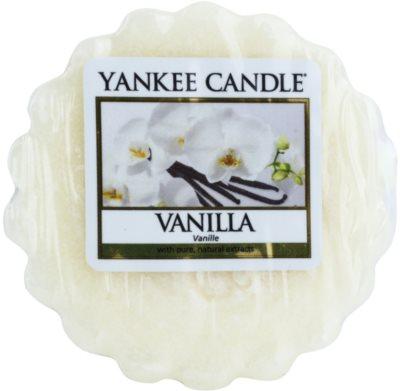 Yankee Candle Vanilla cera para lámparas aromáticas