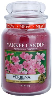Yankee Candle Verbena vela perfumada   Classic grande