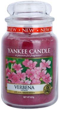 Yankee Candle Verbena vela perfumado  Classic grande