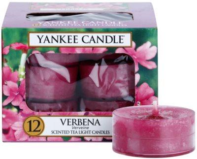 Yankee Candle Verbena teamécses