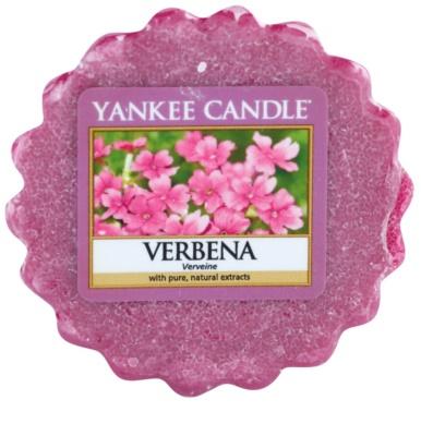 Yankee Candle Verbena cera para lámparas aromáticas