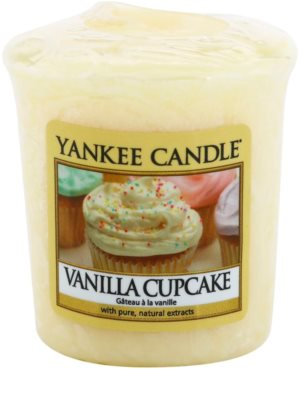 Yankee Candle Vanilla Cupcake vela votiva