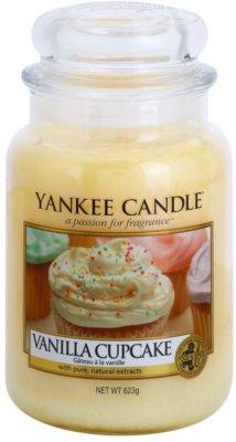Yankee Candle Vanilla Cupcake vela perfumada   Classic grande