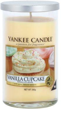 Yankee Candle Vanilla Cupcake illatos gyertya   Décor közepes