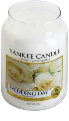 Yankee Candle Wedding Day Duftkerze   Classic groß 1