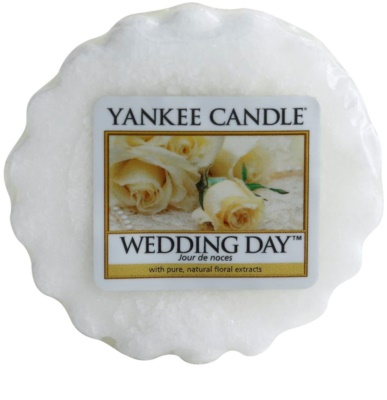 Yankee Candle Wedding Day wosk zapachowy