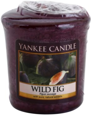 Yankee Candle Wild Fig sampler