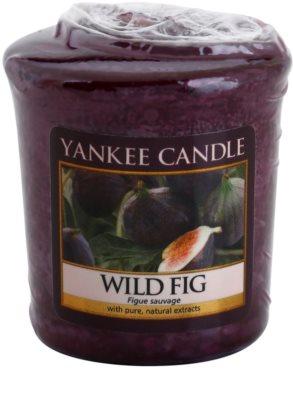 Yankee Candle Wild Fig votivní svíčka