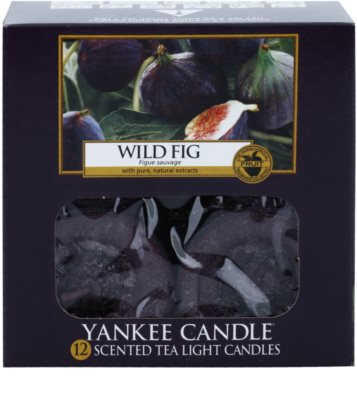 Yankee Candle Wild Fig Чаена свещ 2
