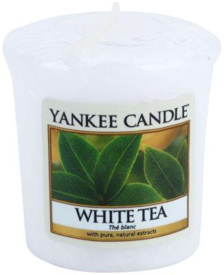 Yankee Candle White Tea sampler