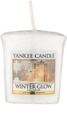 Yankee Candle Winter Glow votívna sviečka