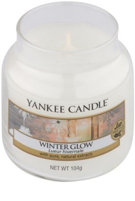 Yankee Candle Winter Glow Duftkerze   Classic medium 1