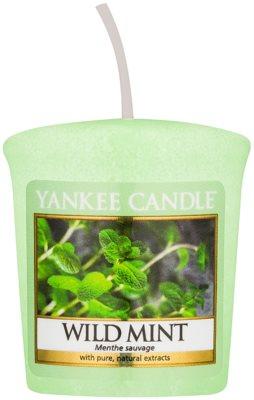 Yankee Candle Wild Mint vela votiva